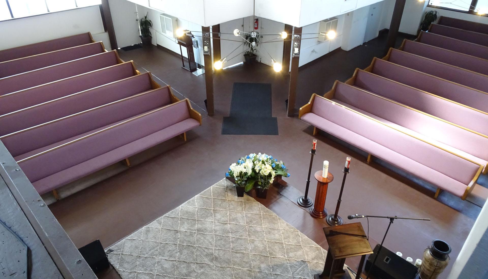 Rudolph M. Schindler Kirche_06