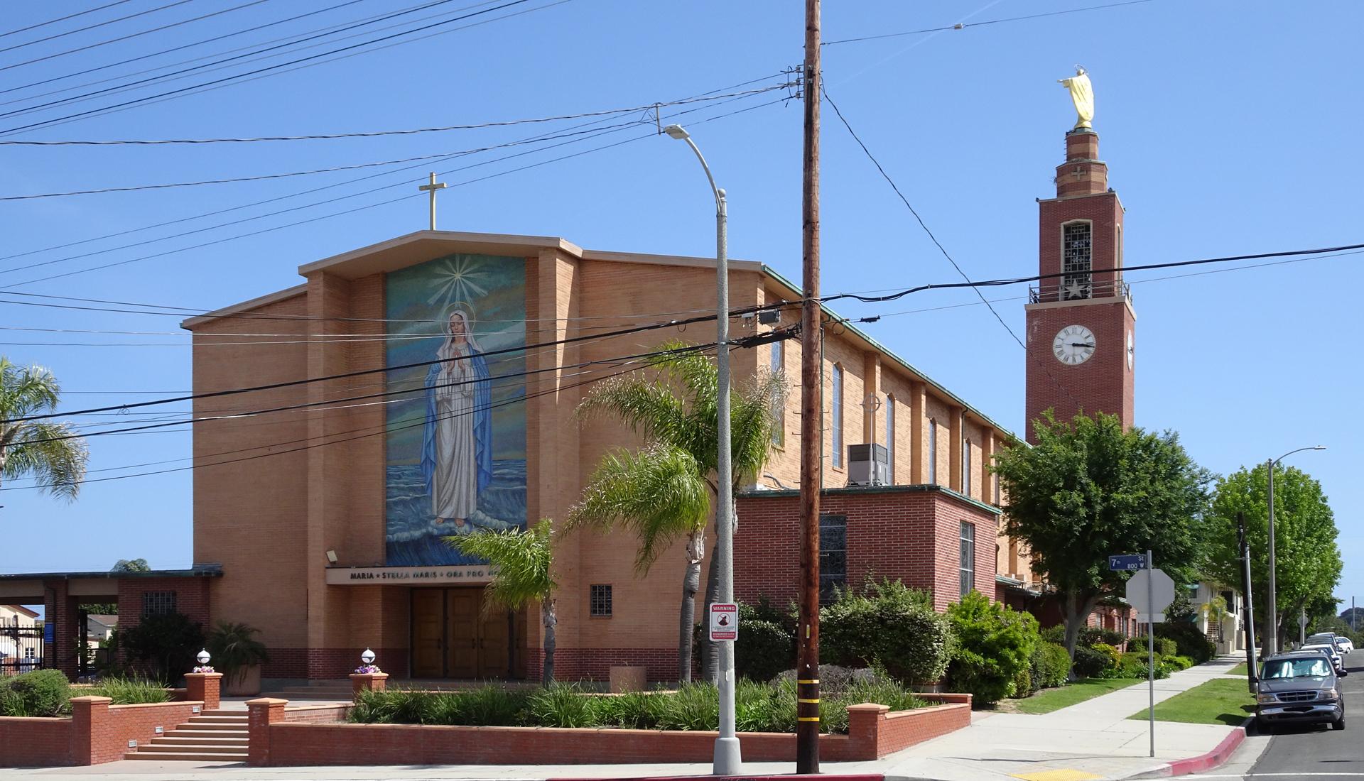 Maria Stella Maris Chapel_04