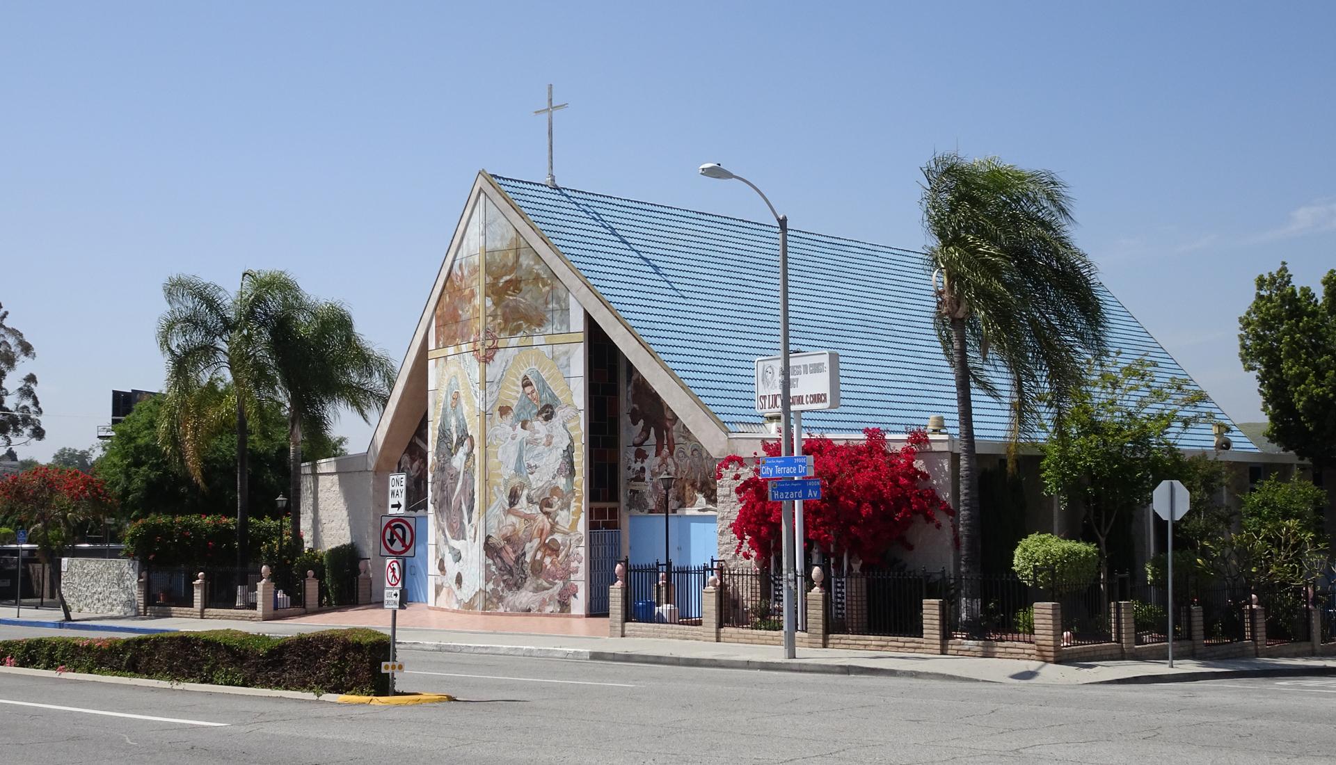 St Lucy's Catholic Church