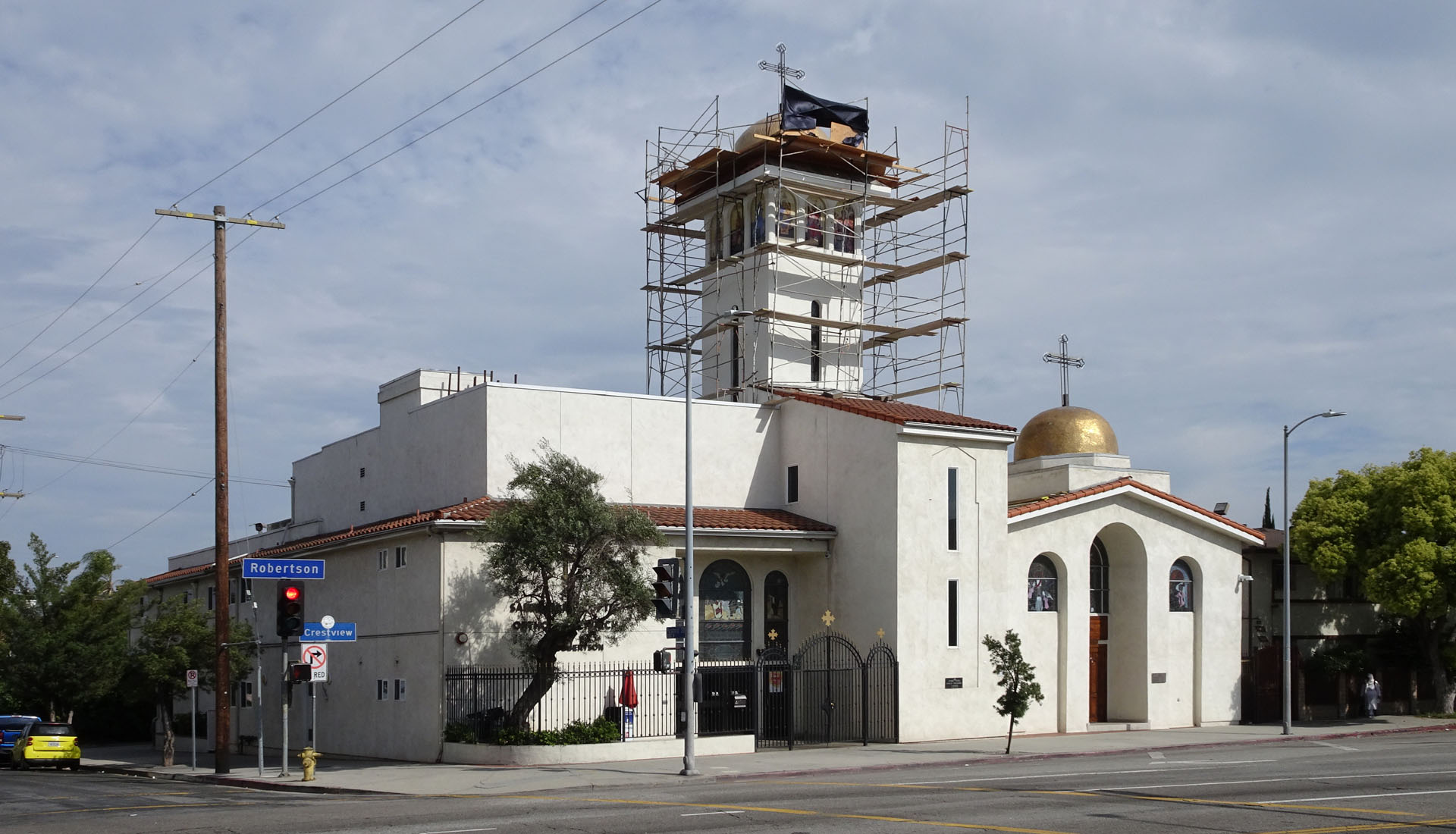 St Mark Coptic Orthodox Church
